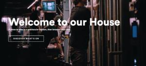 Sydney Opera House homepage